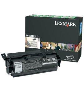 Tóner Lexmark T650H11L