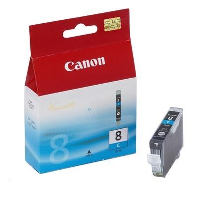 Canon CLI-8C Cartucho de Inyección de Tinta cian