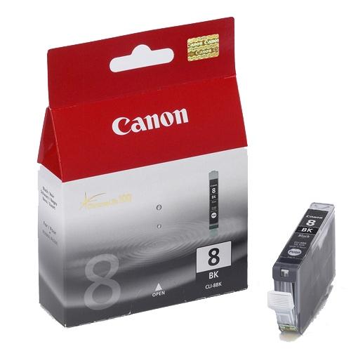 Canon CLI-8BK Cartucho de Inyección de Tinta Negra