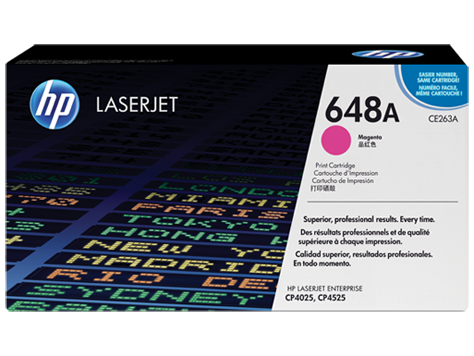 Tóner HP Laserjet CE263A