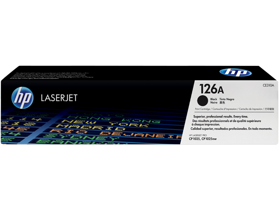 Tóner HP LaserJet CE310A