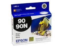 Epson T090120 Cartucho de Inyección de Tinta Negra