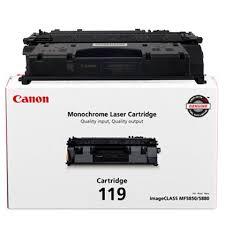 Tóner Canon 119