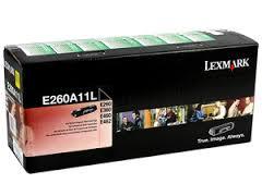 Tóner Lexmark E260A11L