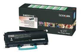 Tóner Lexmark X463A11G