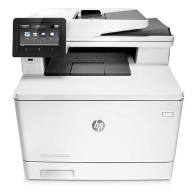 Impresora multifunción HP Color LaserJet Pro M477fnw (CF377A)