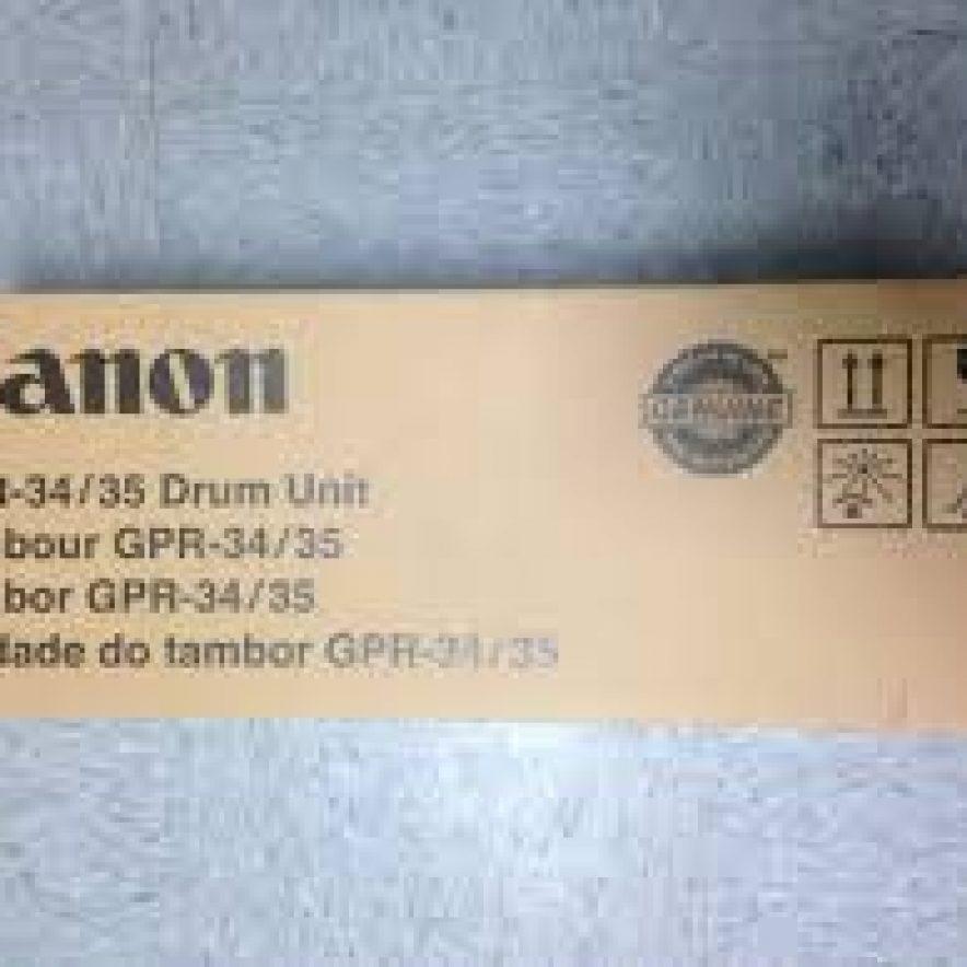 Tambor (Drum) Canon GPR-35